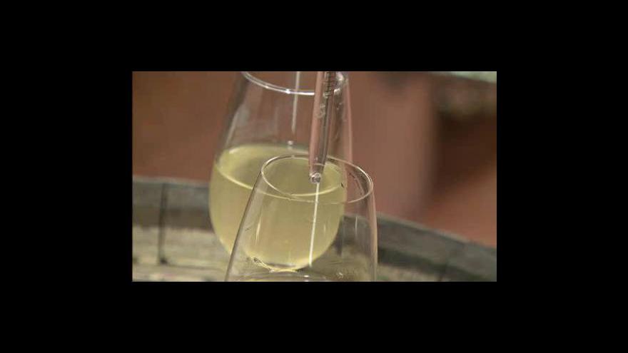 Video Odborníci o okyselování vína