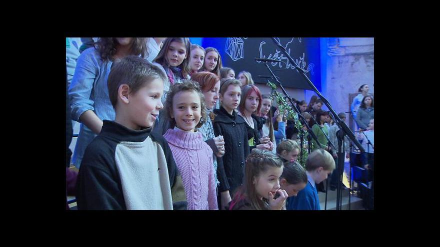 Video Telefonát Martiny Kaderkové