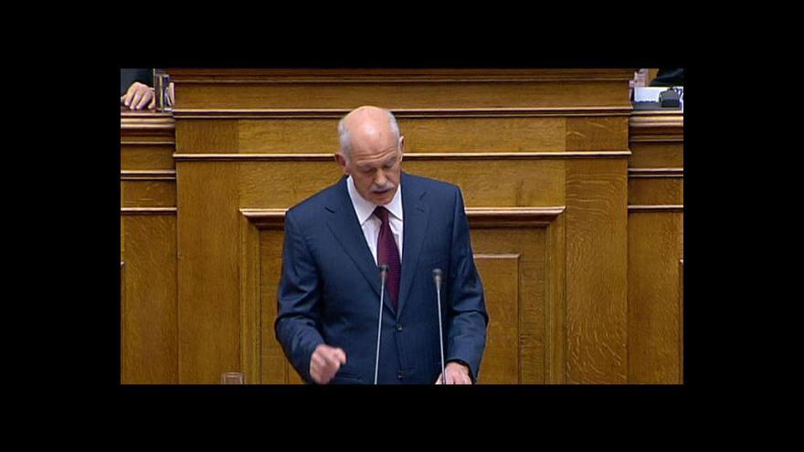 Video Řecko čeká na novou vládu