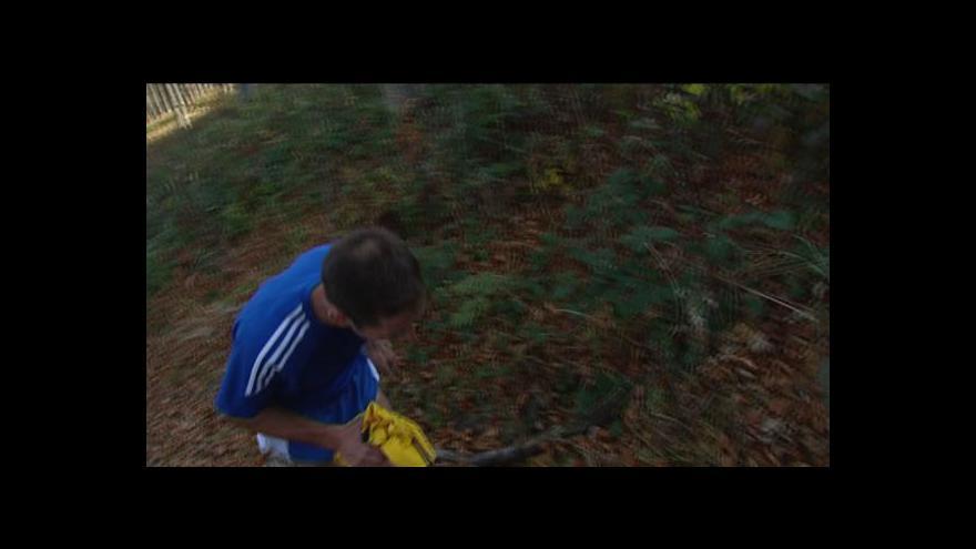 Video Běh do vrchu
