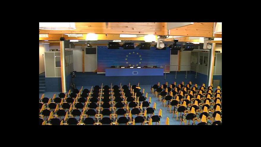 Video Ecofin po jednání o krizi eurozóny