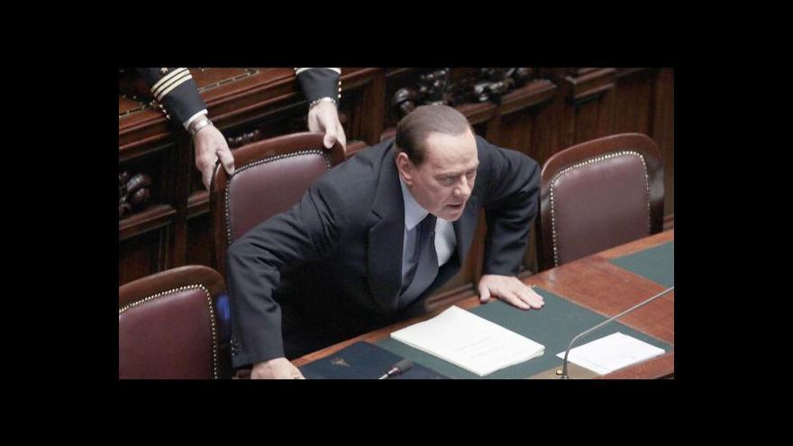 Video Reportáž Jana Černého - Itálie