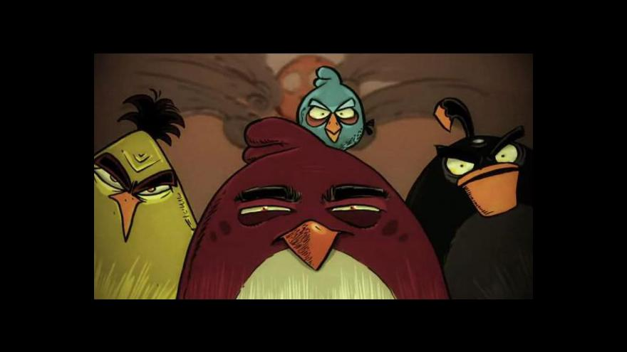 Video Angry Birds