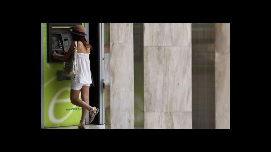 Video Vrátí se Řecko k drachmě?