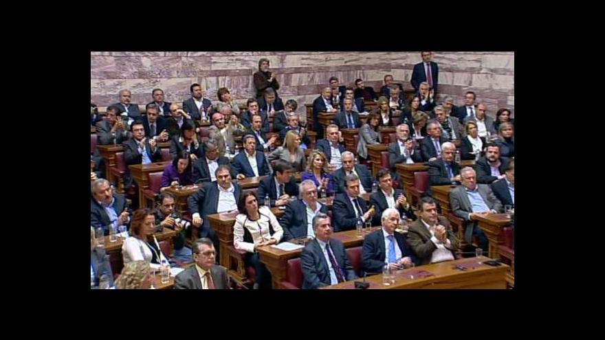 Video Papandreu končí, nastupuje přechodná vláda