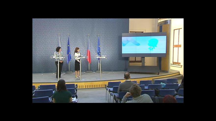 Video Reportáž Ley Surovcové a Pavly Kubálkové