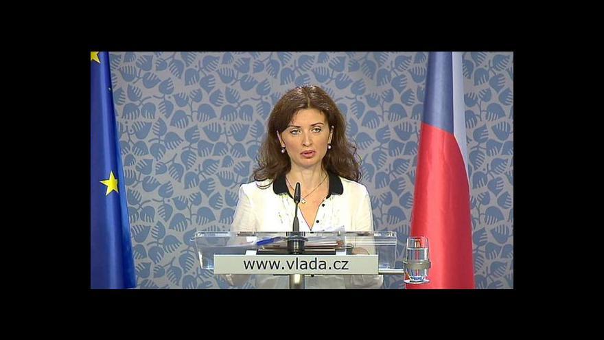 Video TK Moniky Šimůnkové o kampani proti sexuálnímu násilí