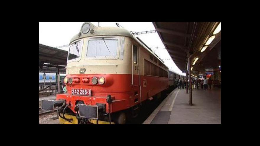 Video NO COMMENT: Současná úroveň kvality na jihomoravské železnici
