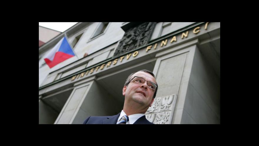 Video Komentář Miroslava Kalouska