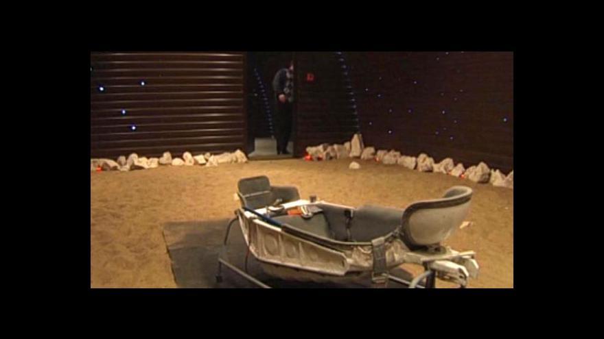 Video Končí simulovaná výprava na Mars