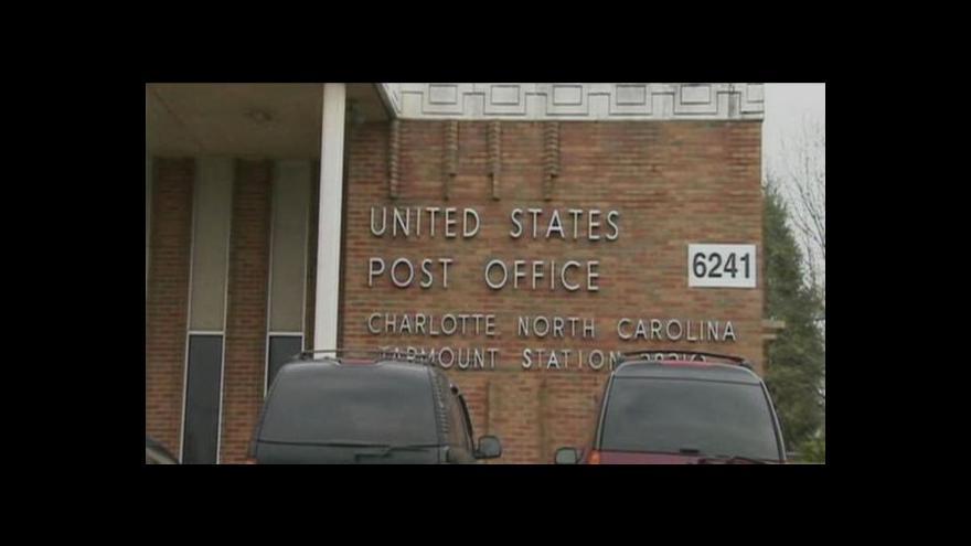 Video Problémy americké pošty