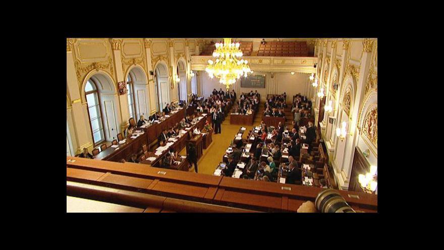 Video TK starostů k předání petice v Poslanecké sněmovně