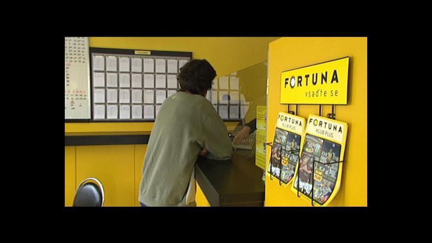 Video Hospodaření Fortuny