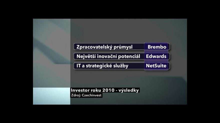 Video Investor roku 2010