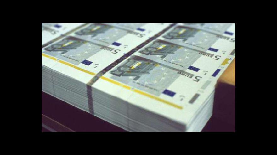 Video Draghi šéfem ECB