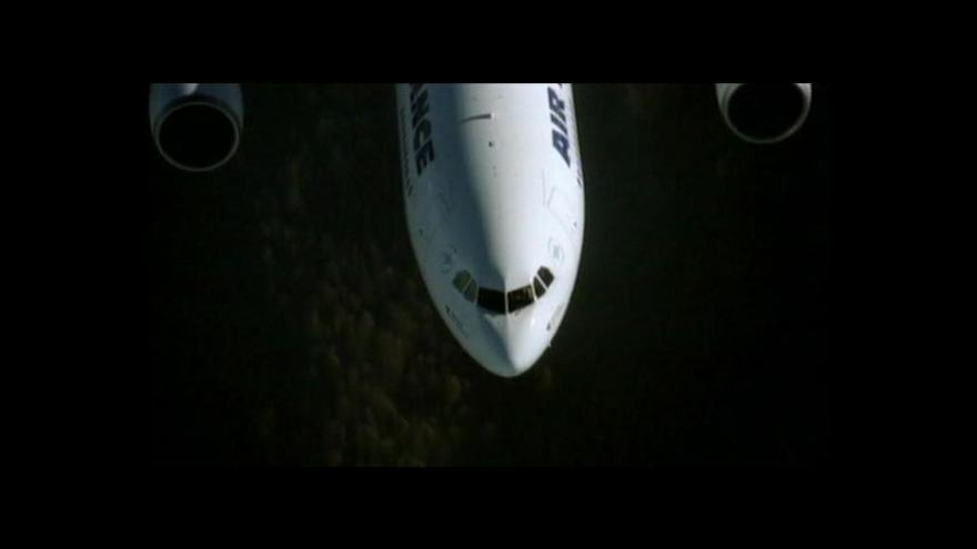 Video Zaměstnanci Air France stávkují