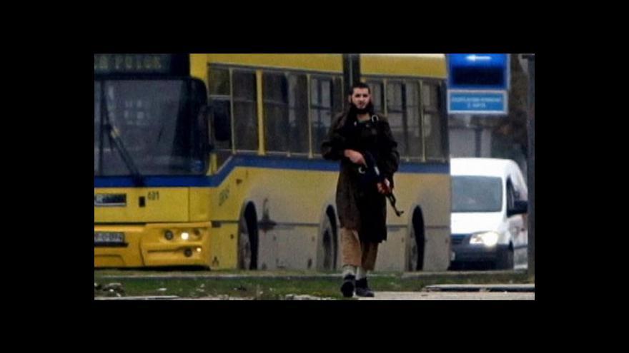 Video Útok v Sarajevu