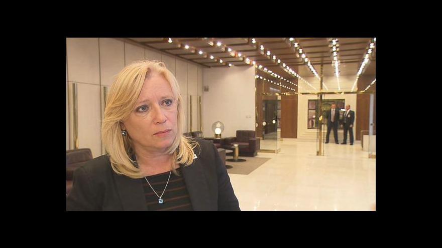 Video Exkluzivní rozhovor s Ivetou Radičovou