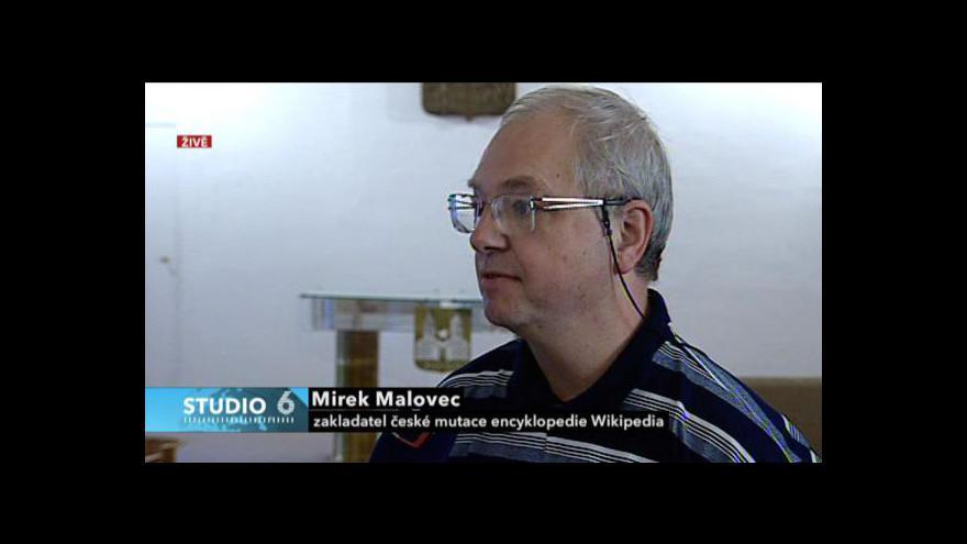 Video Rozhovor s Mirkem Malovcem