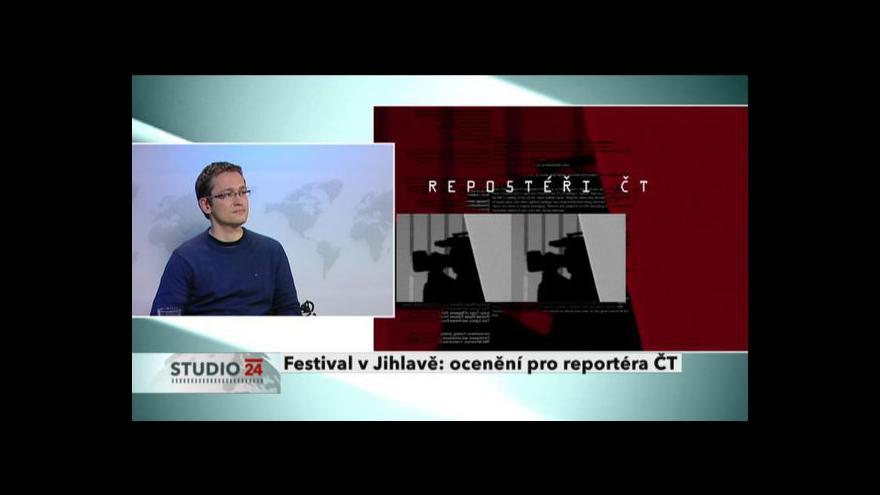 Video Rozhovor s Filipem Černým