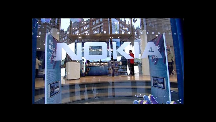Video Nokia se snaží prorazit