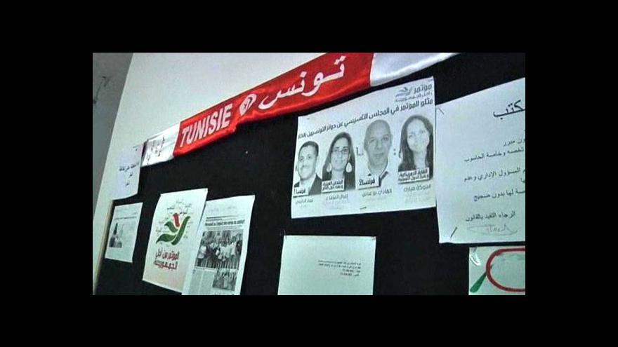 Video Tunisko už zná výsledky voleb