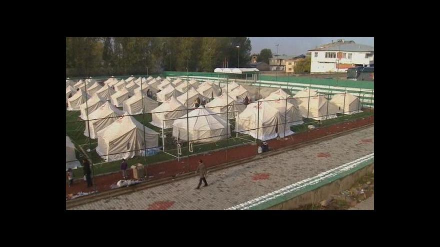 Video Turecko přijme zahraniční pomoc