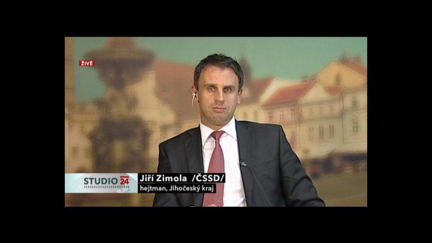 Video Vstup Jiřího Zimoly