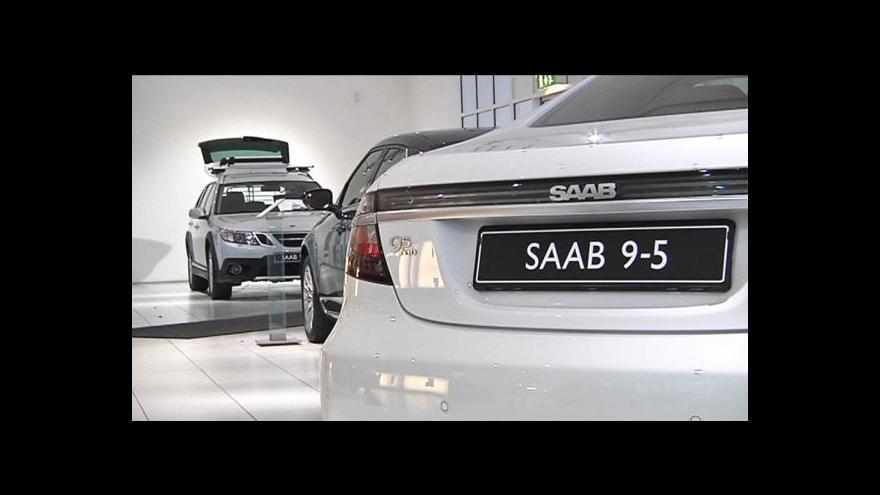 Video Saab stojí těsně před zánikem