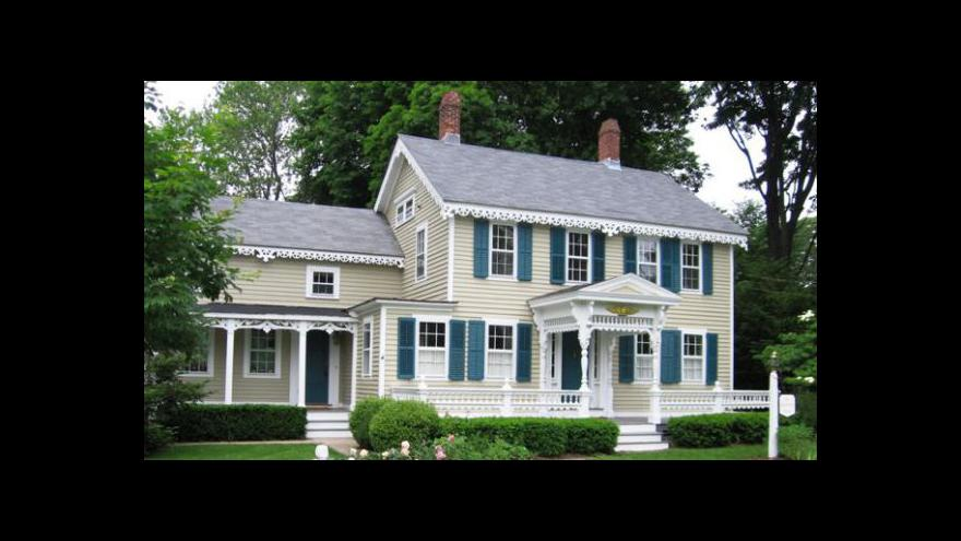 Video Kupte v USA nový dům a jako bonus dostanete vízum