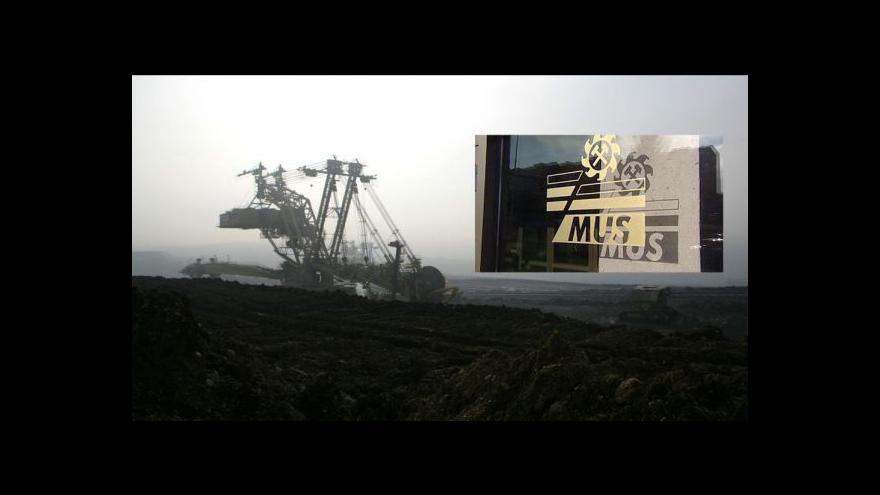 Video Vyšetřování privatizace Mostecké uhelné