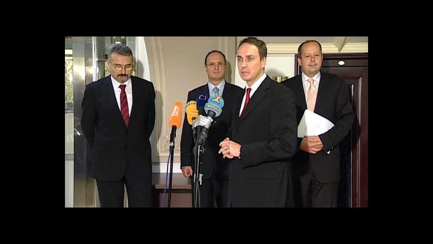 Video Brífink po jednání správní rady VZP