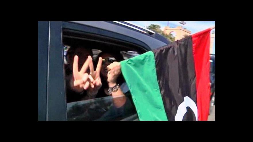 Video Oslavy V Libyi