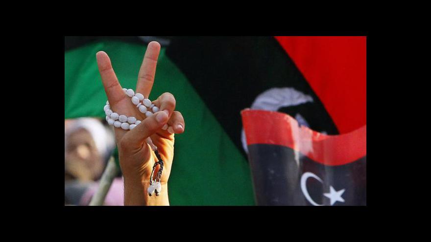 Video Libyjci osvobodili svou milovanou zemi