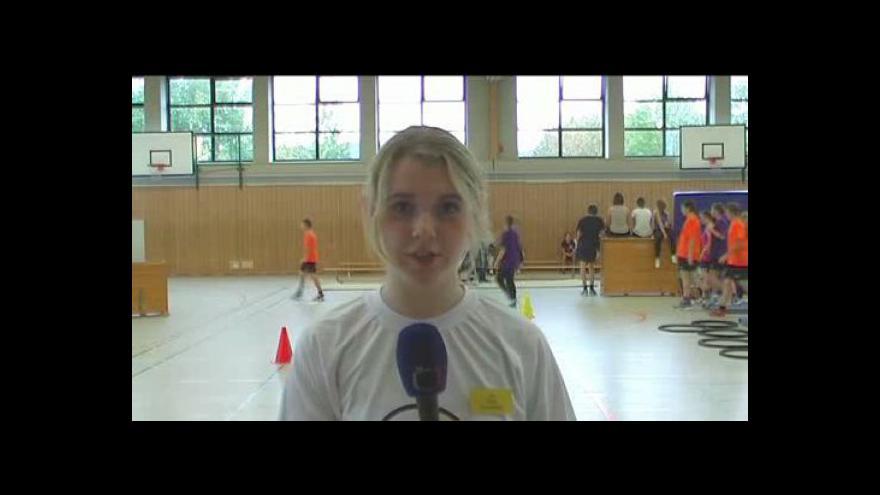 Video Reportáž Adély Smolakowové