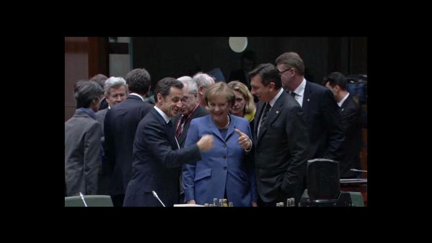 Video Komentář Petra Robejška