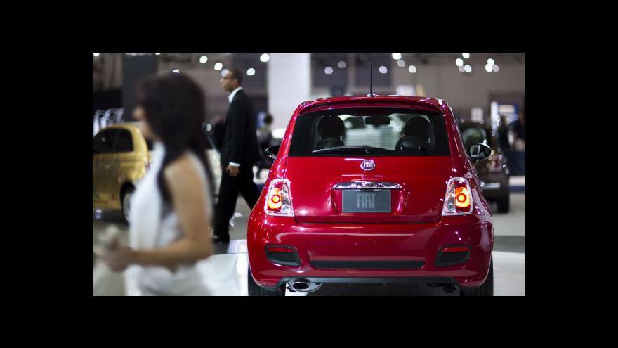 Video Fiat stávkuje