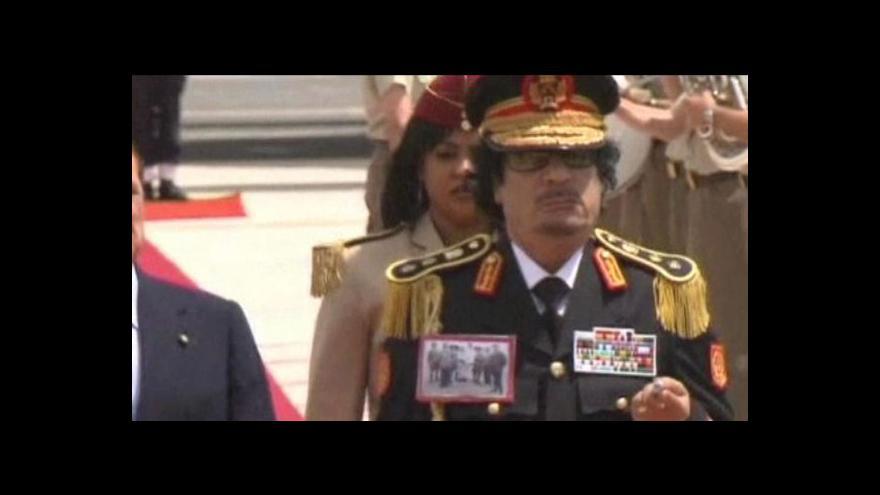 Video Kdo byl Muammar Kaddáfí?