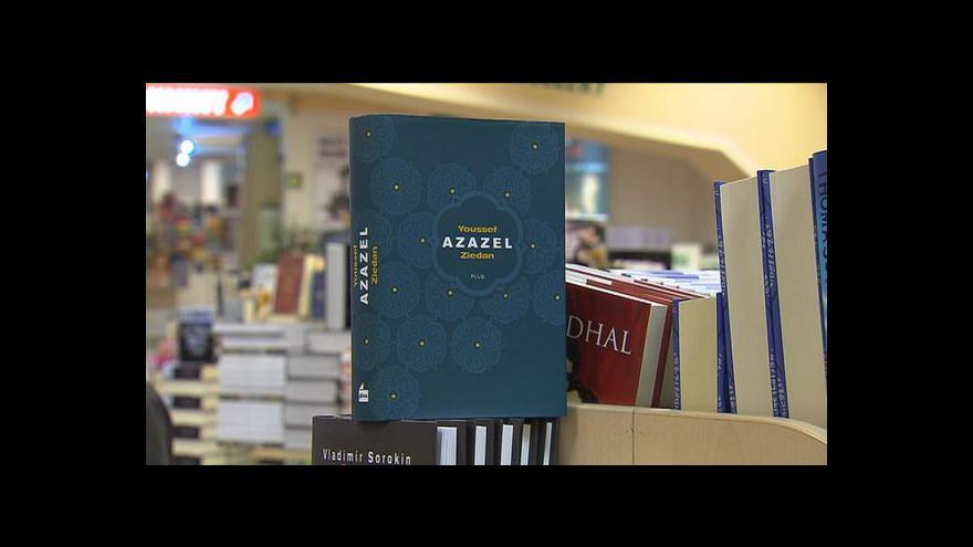 Video Alena Ježková o knihách