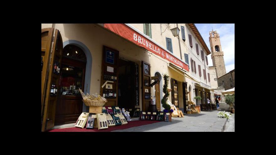 Video Málo italského vína