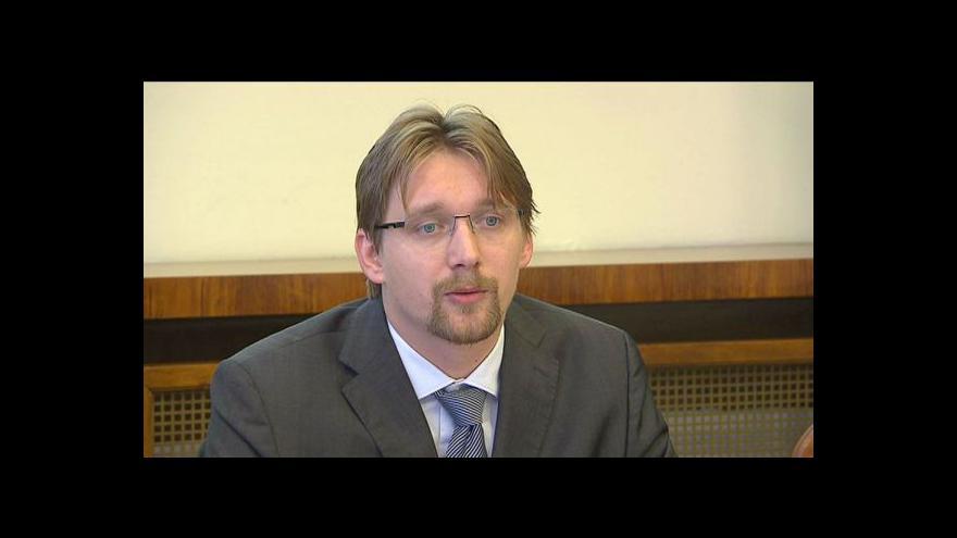 Video Brífink ministerstva dopravy a Ředitelství silnic a dálnic