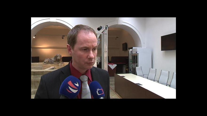 Video Rozhovor s Petrem Gazdíkem a vyjádření Lubomíra Zaorálka