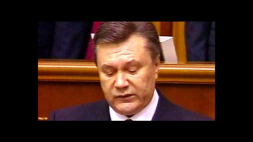 Video Ukrajinský parlament bude hlasovat o paragrafu, který odsoudil Tymošenkovou