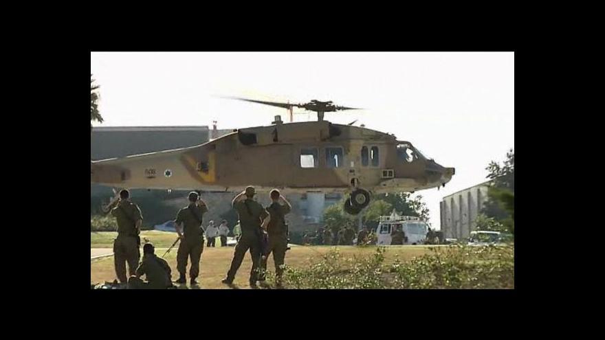 Video Voják Šalit byl vydán izraelským úřadům