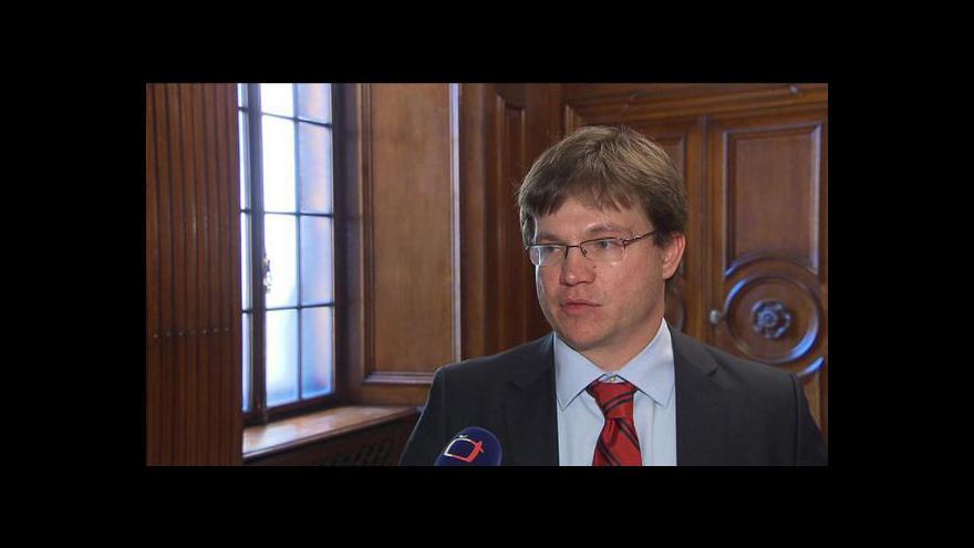 Video Rozhovor s Petrem Očkem