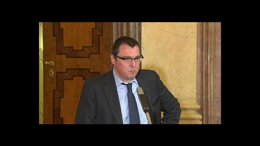 Video Miroslav Singer na konferenci o krizi v eurozóně