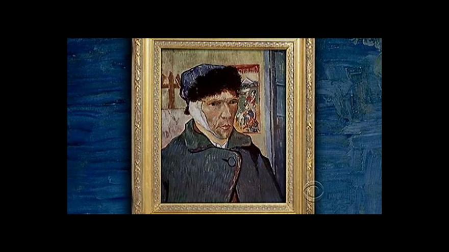 Video Van Gogh se nezabil