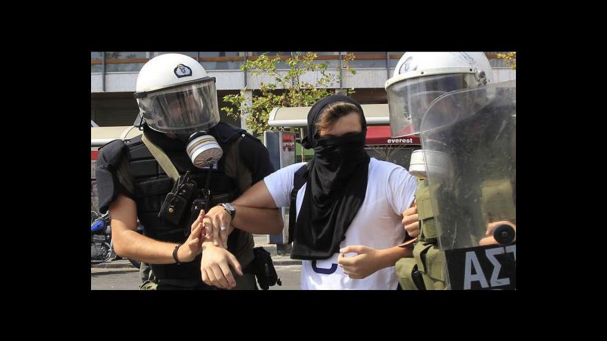Video Kdo zachrání Řecko