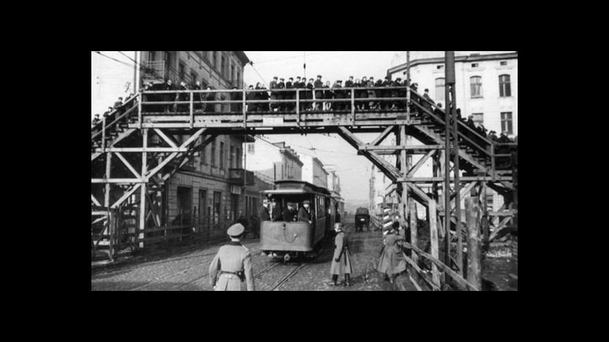 Video Deportace Židů z protektorátu začala v roce 1941
