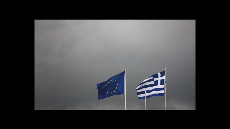 Video Finanční pomoc pro Řecko